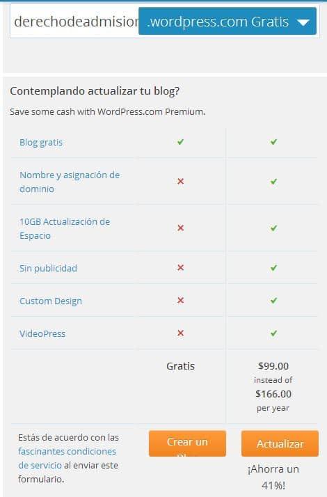 Wordpress facilmente y gratis 08