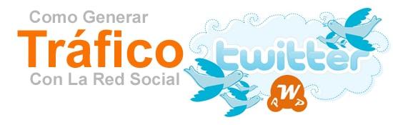 trafico web con redes sociales