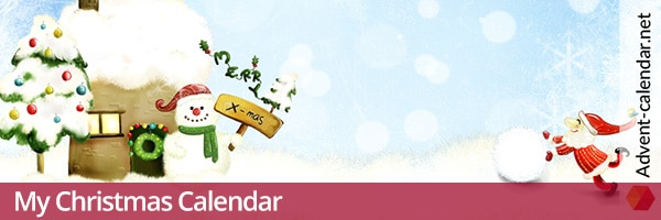 My Christmas Calendar