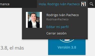 Wordpress 3.8 00