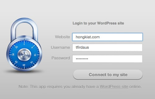 Wordpress Offline para Mac 02