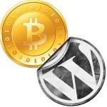Como trabajar con algunos Bitcoins en WordPress