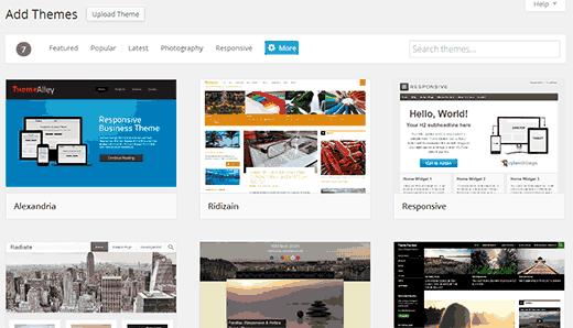 06 nuevas características de WordPress 3.9