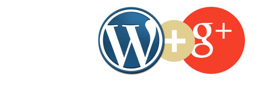 Crear una página de Google+ para tu blog de WordPress