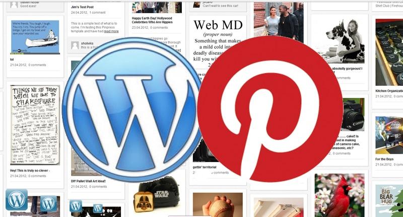 Integrar a Pinterest en nuestro blog de WordPress