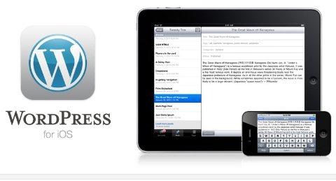 wordpress para moviles