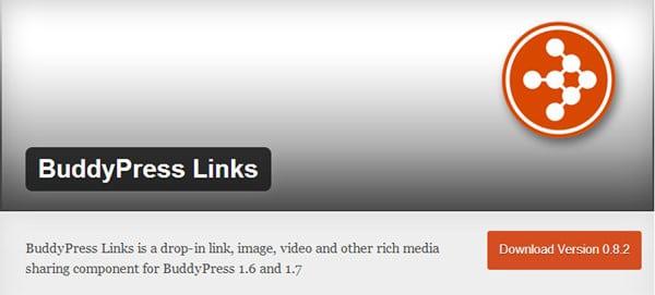 BuddyPress Links
