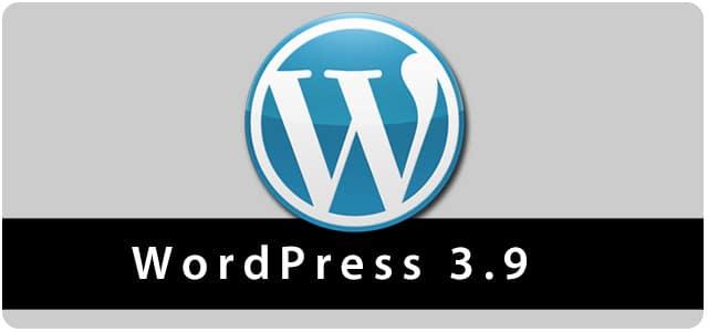 En pocos días más la versión definitiva de WordPress 3.9