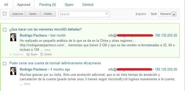 comentarios con DisQus 01