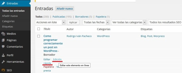 guardar en borradores de WordPress 02