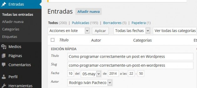 guardar en borradores de WordPress 03