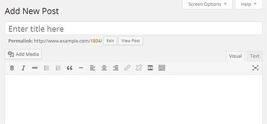 Trucos para trabajar fácilmente en el modo Visual de Wordpress