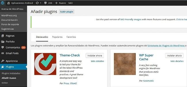 Wordpress: Plugins, temas, recursos y consejos para optimizar tu ...