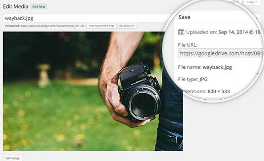 Google Drive Media Library 03