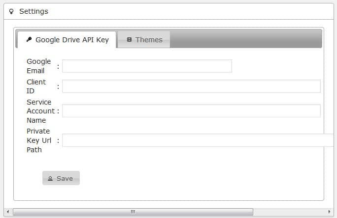 Google Drive WP Media 01
