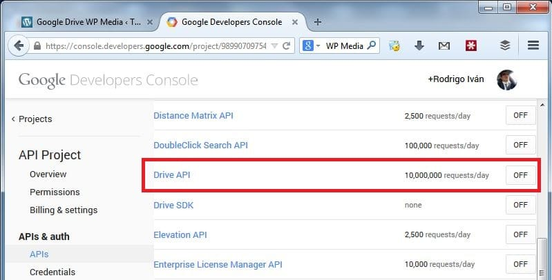 Google Drive WP Media 02