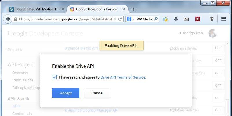 Google Drive WP Media 03