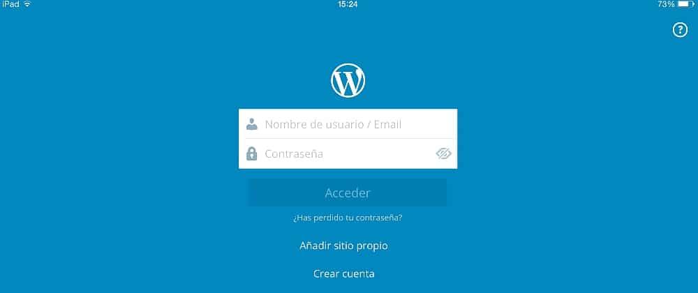 Wordpress en el iPad 04