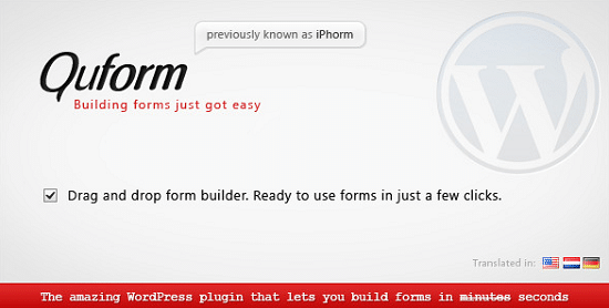 wp-plugin-quform