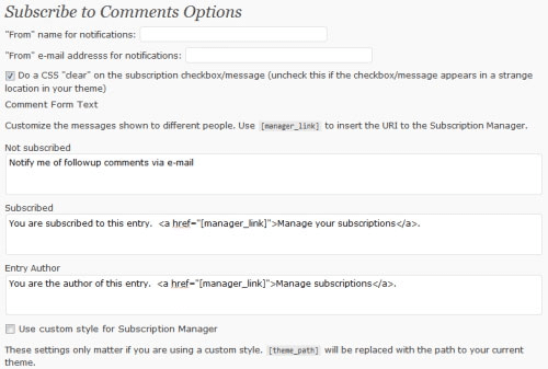 wp-plugin-subscribe-comments