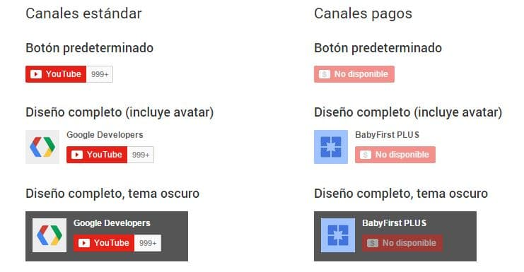 botones de youtube para wordpress