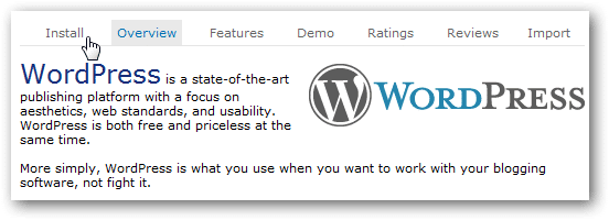instalar WordPress con Softaculous 04