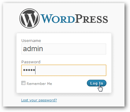 instalar WordPress con Softaculous 08