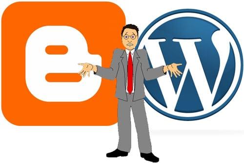 ¿WordPress o Blogger? La elección de un recurso alterno