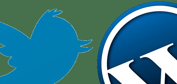 Twitter y WordPress, como ganar en conjunto con clics en el microblogging