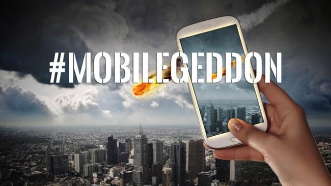 algoritmo Mobilegeddon de Google