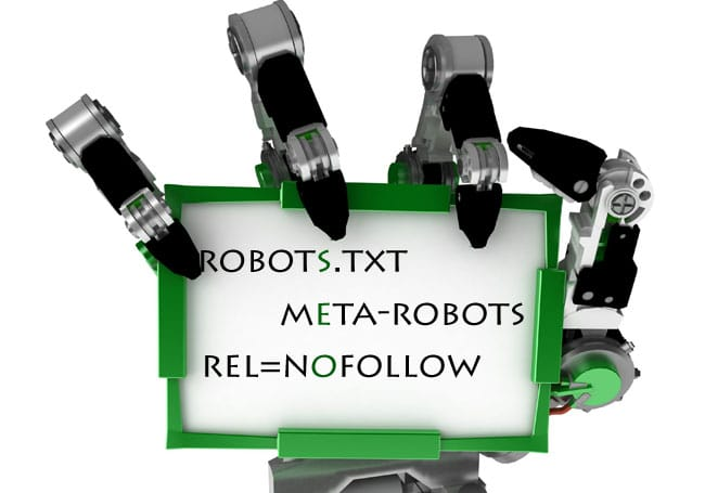 Robots.TXT ¿Para que sirven en un blog de WordPress?