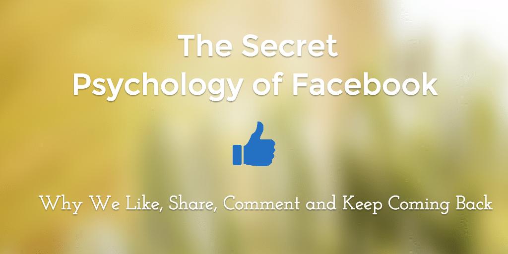 Blog de WordPress aprovechándose de la psicología de Facebook