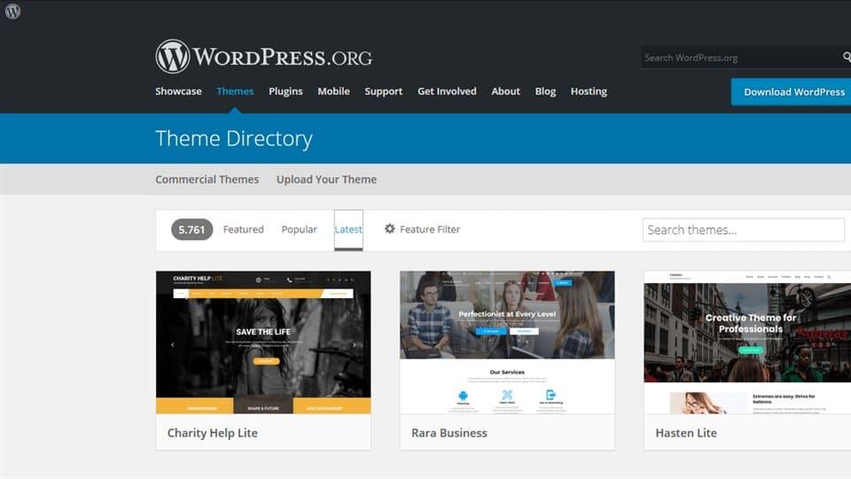 10 plantillas para tiendas online en WordPress + WooCommerce