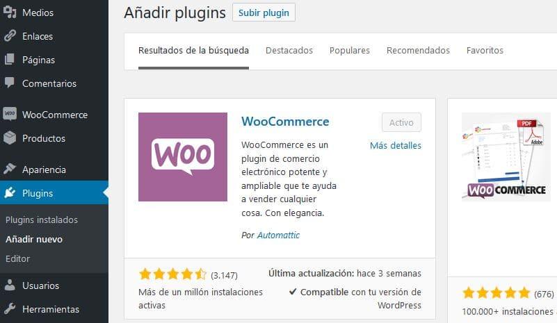 Cómo convertir tu página de WordPress en tienda online