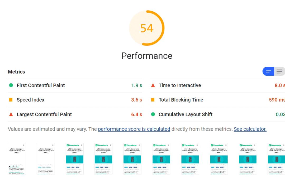 Cómo acelerar WordPress de cara a los nuevos Core Web Vitals